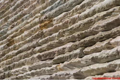 Kamień elewacyjny kwarcyt BAHAMA 15x55x1.5-3cm żółty