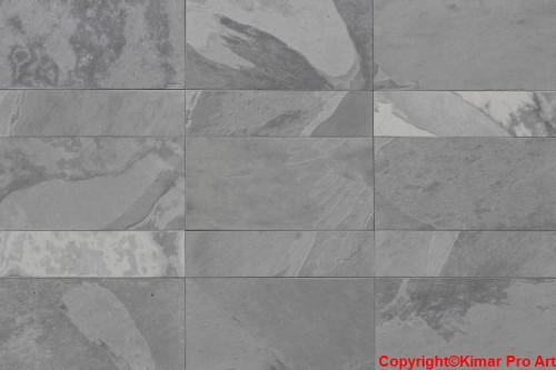 Płytki łupek grafit 30x60x1cm Nero Brasil Anticato