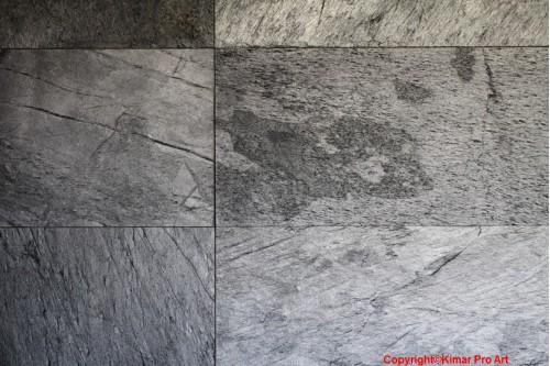 Płytki łupek 30x60x1.2cm srebrny Platino Moderno