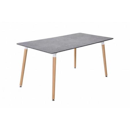 Stół LOFT beton 140x80x75cm
