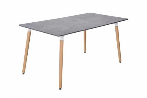 Stół LOFT beton 160x80x75cm