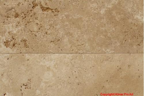 Blat trawertyn beżowy szczotkowany pod umywalkę zlew Alabastrino 65x240x5cm