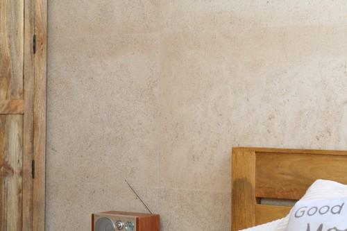 płytki beżowy wapień szlifowany Crema Trattegiata 60x120x1,5cm limestone