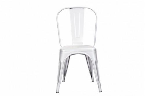 Metalowe krzesło LOFT PARIS...