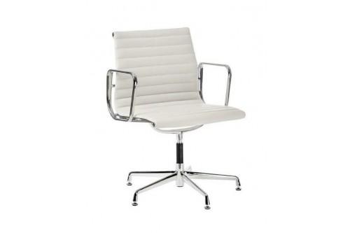 Fotel konf. CH1081T,biała...