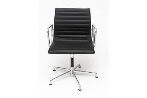 Fotel konf. CH1081T,czarna...