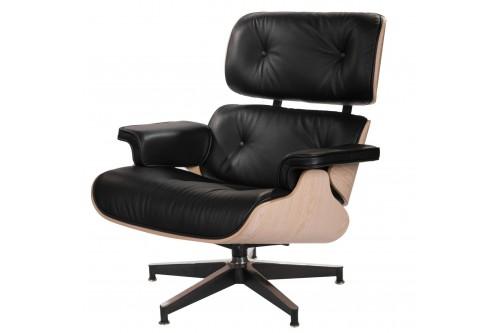 Fotel Vip czarny/jasne...