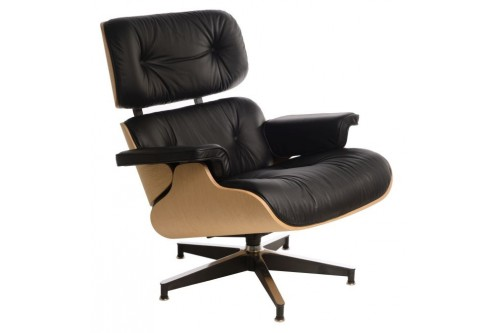 Fotel Vip czarny/natural...